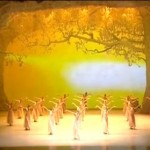 Startling choreography for Autumn dance