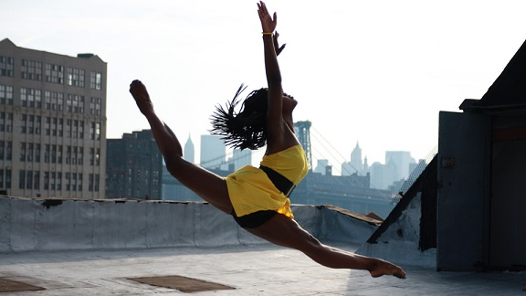 The beautifully dynamic Michaela DePrince
