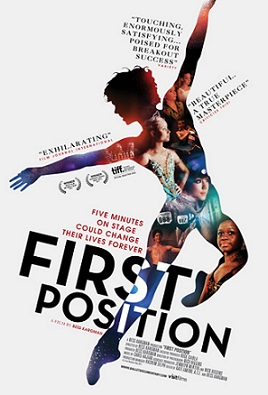 First Position movie poster