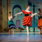 Sanmarie Kreuzhuber displayed a beautiful strength as Kitri. Photo courtesy of South African Mzansi Ballet