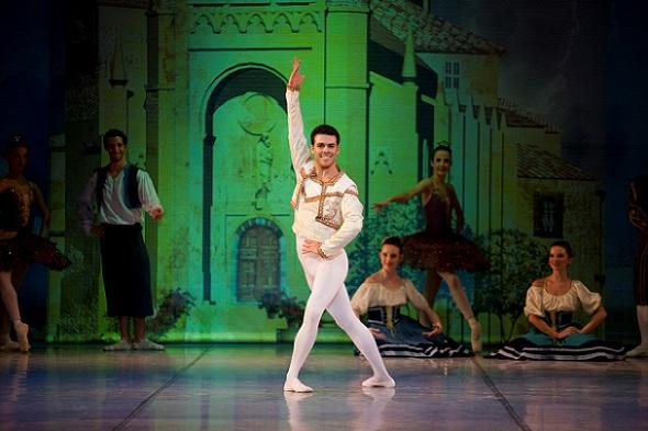 SAMB Don Quixote – Aaron Smyth