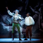Don Quixote tells his squire, Sancho Panza, of his desire for adventure. Performed by Manuel Noram and John Tsunke.