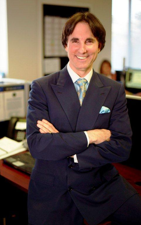 Dr John Demartini, a human behavioural specialist and best-selling author.