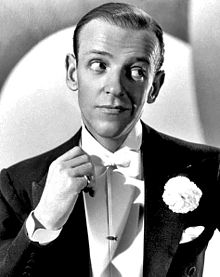 Fred Astaire in his 1941 movie 'You'll Never Get Rich'.