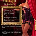 Burlesque goes big in Johannesburg with a naughty-but-nice dance and music experience