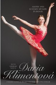 Daria Klimentova's new book.