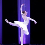 A beautiful strength. Wen Ting Guan from the Dutch National Ballet in Grand Pas Classique.