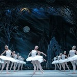 Beautiful formations by the corps de ballet.