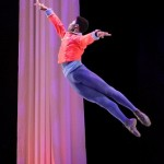 Audience favourite, Brooklyn Mack from The Washington Ballet, caused gasp after gasp with his enormous elevation.