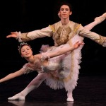 Last minute change brings big break for Japanese ballerina