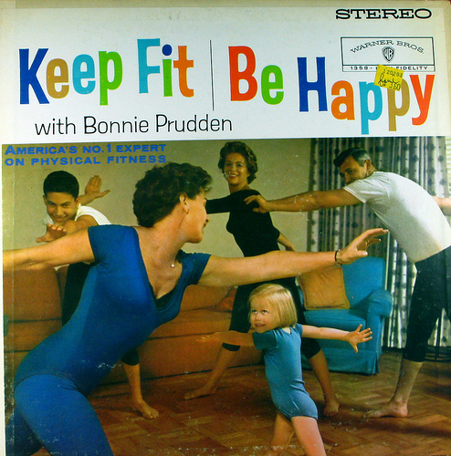 Keep fit, be happy