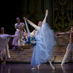 International guest ballerina, Jin Ho Won, was partnered by Joburg Ballet's most experienced principal dancer, Michael Revie.