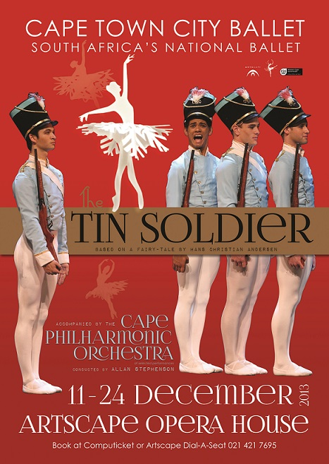 The Tin Soldier by Cape Town City Ballet