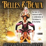 Belles & Beaux poster for December 2013