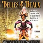 Belles & Beaux poster for December 2013