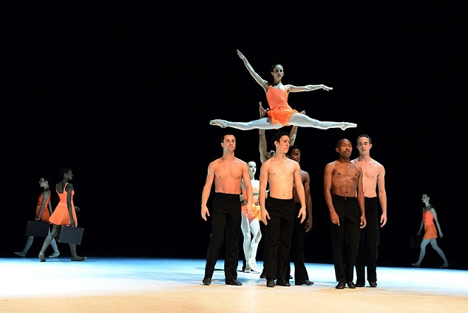 Making brands fly with Joburg Ballet.