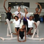 Open auditions for young kids with big dreams at the Joburg Ballet Cuban School