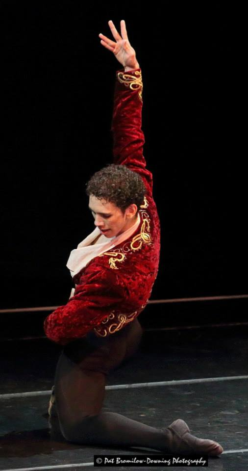 The senior classical gold medal went to Cuban dancer Ramiro Samon, currently dancing with Joburg Ballet.