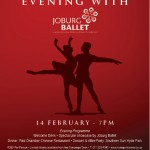 Valentine's treat with Joburg Ballet