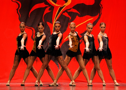 Crown of Russian Ballet perform the feisty Carmen one-act ballet.
