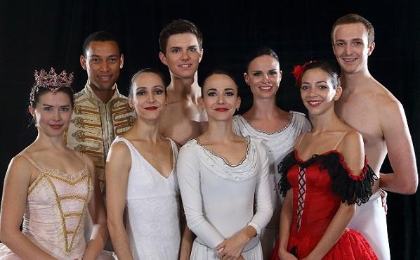 From left to right: Elizabeth Nienaber, Bradley van Heerden, Kim Vieira, Daniel Szybkowski, Laura Bösenberg, Angela Hansford, Rosamund Ford and Thomas Thorne.