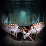 Three prima ballerinas share the stage for Joburg Ballet's Swan Lake