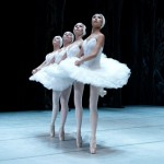 Review and photos: Big performance spills over Swan Lake stage