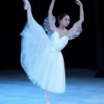 Gold medalist guest ballerina arrives in SA for Cinderella